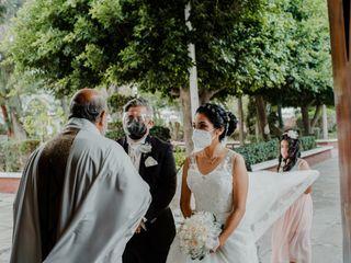 La boda de Adriana y Orlando 2