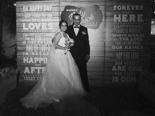 La boda de Nati y Erick