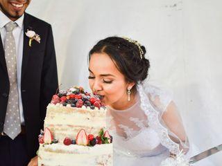 La boda de Lolita y Esaú 1