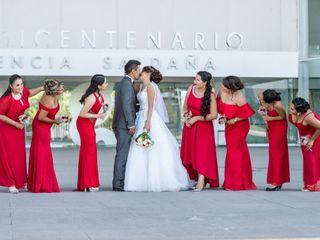 La boda de Mayra y Mario 1
