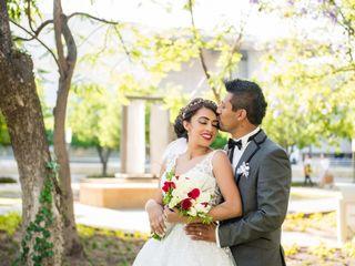 La boda de Mayra y Mario