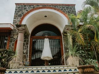 La boda de Anaís y Rodrigo 1