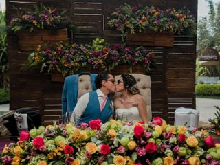 La boda de Anaís y Rodrigo