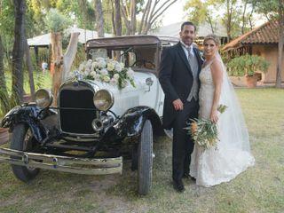 La boda de Marilu y Ricardo