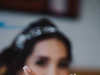 La boda de Elisa y César 3