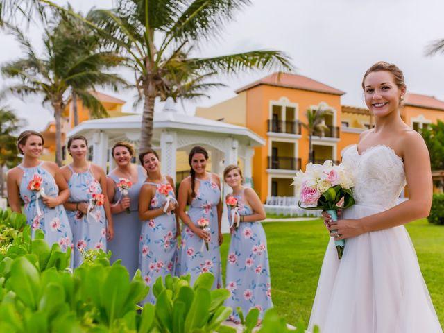 La boda de Kevin y Rachel en Playa del Carmen, Quintana Roo 17
