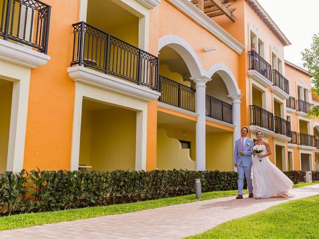 La boda de Kevin y Rachel en Playa del Carmen, Quintana Roo 23