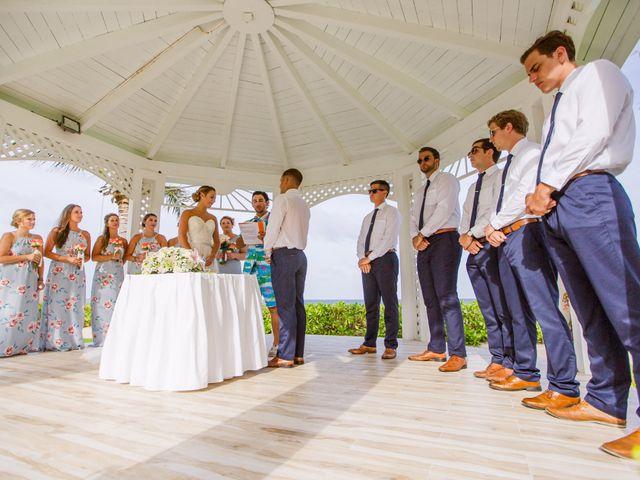 La boda de Kevin y Rachel en Playa del Carmen, Quintana Roo 35