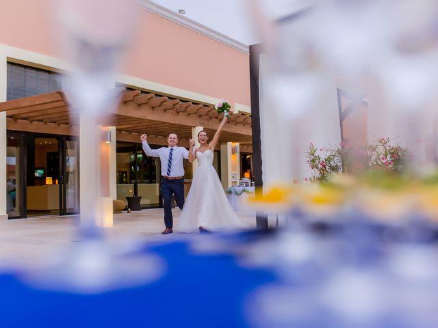 La boda de Kevin y Rachel en Playa del Carmen, Quintana Roo 58