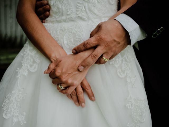 La boda de Orlando y Adriana en Coacalco, Estado México 28
