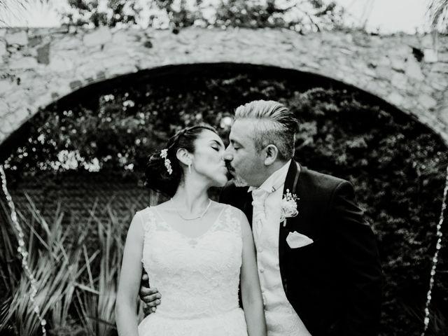 La boda de Orlando y Adriana en Coacalco, Estado México 31