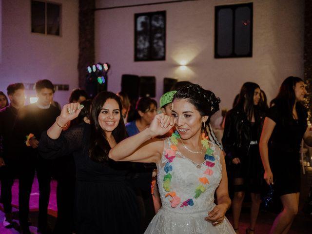 La boda de Orlando y Adriana en Coacalco, Estado México 47