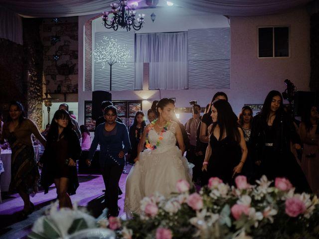 La boda de Orlando y Adriana en Coacalco, Estado México 48