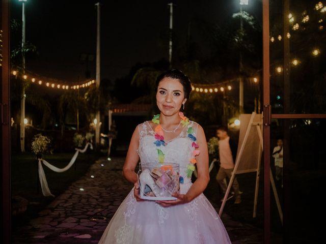 La boda de Orlando y Adriana en Coacalco, Estado México 49