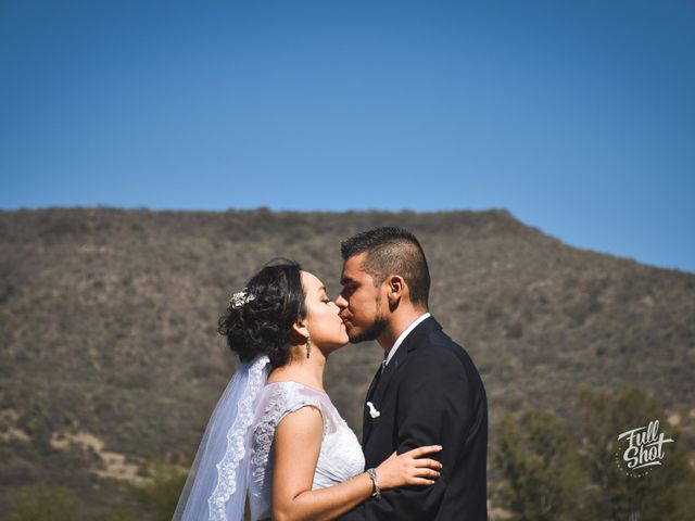 La boda de Lolita y Esaú