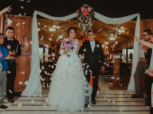 La boda de Blanca y Jorge