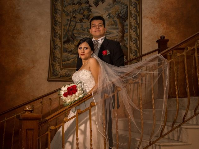 La boda de Zahara y Arturo