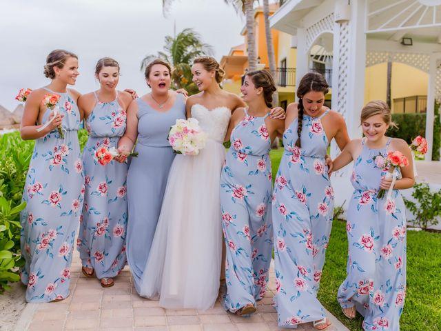 La boda de Kevin y Rachel en Playa del Carmen, Quintana Roo 20