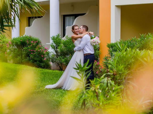 La boda de Kevin y Rachel en Playa del Carmen, Quintana Roo 39