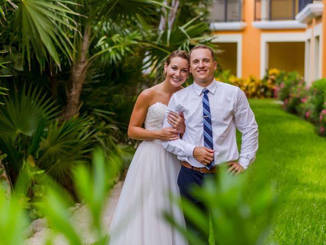 La boda de Kevin y Rachel en Playa del Carmen, Quintana Roo 38
