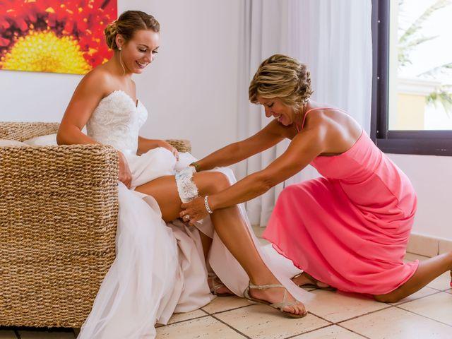 La boda de Kevin y Rachel en Playa del Carmen, Quintana Roo 4