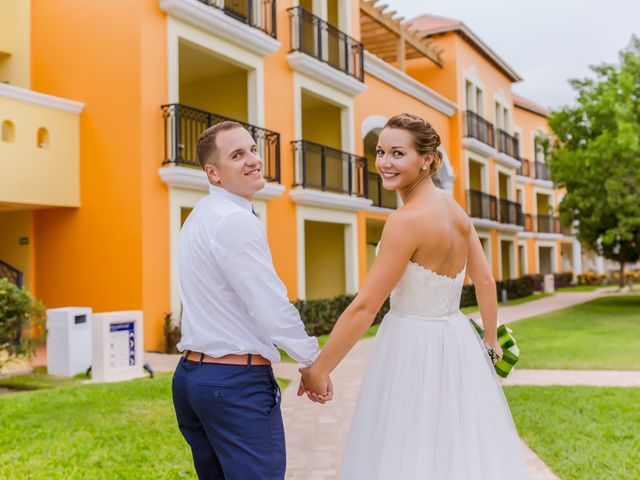La boda de Kevin y Rachel en Playa del Carmen, Quintana Roo 44