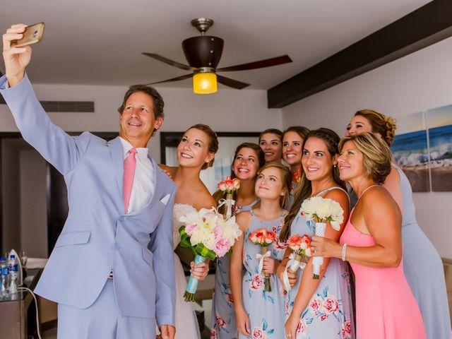 La boda de Kevin y Rachel en Playa del Carmen, Quintana Roo 9