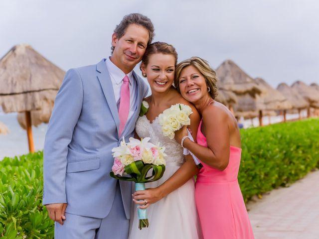 La boda de Kevin y Rachel en Playa del Carmen, Quintana Roo 7