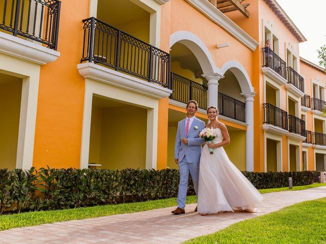 La boda de Kevin y Rachel en Playa del Carmen, Quintana Roo 22
