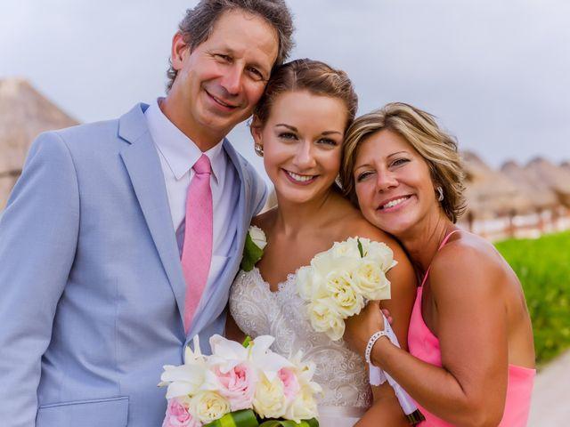 La boda de Kevin y Rachel en Playa del Carmen, Quintana Roo 8
