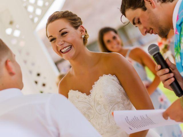 La boda de Kevin y Rachel en Playa del Carmen, Quintana Roo 30