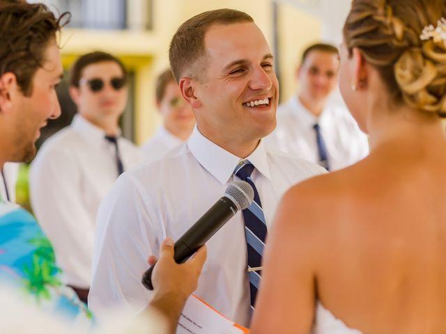 La boda de Kevin y Rachel en Playa del Carmen, Quintana Roo 31