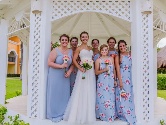 La boda de Kevin y Rachel en Playa del Carmen, Quintana Roo 19