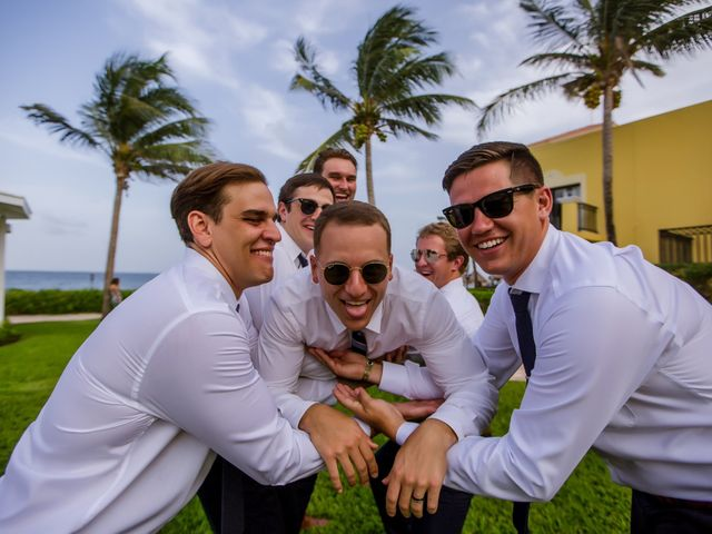 La boda de Kevin y Rachel en Playa del Carmen, Quintana Roo 51