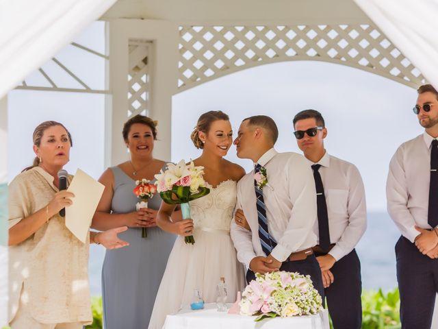 La boda de Kevin y Rachel en Playa del Carmen, Quintana Roo 34