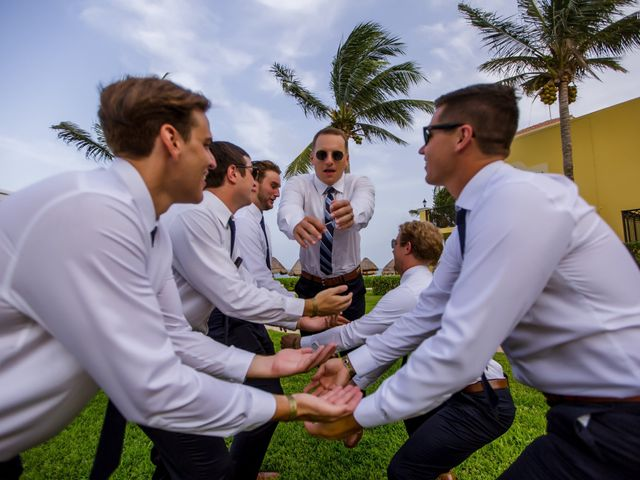 La boda de Kevin y Rachel en Playa del Carmen, Quintana Roo 52