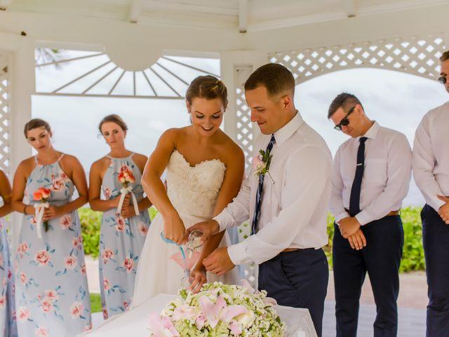 La boda de Kevin y Rachel en Playa del Carmen, Quintana Roo 33