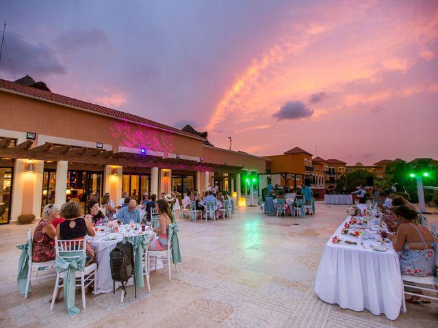 La boda de Kevin y Rachel en Playa del Carmen, Quintana Roo 57