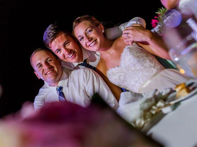 La boda de Kevin y Rachel en Playa del Carmen, Quintana Roo 61