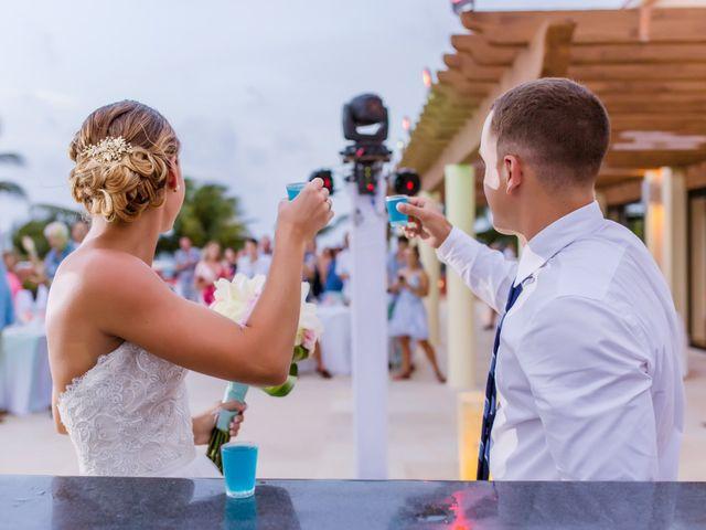 La boda de Kevin y Rachel en Playa del Carmen, Quintana Roo 46