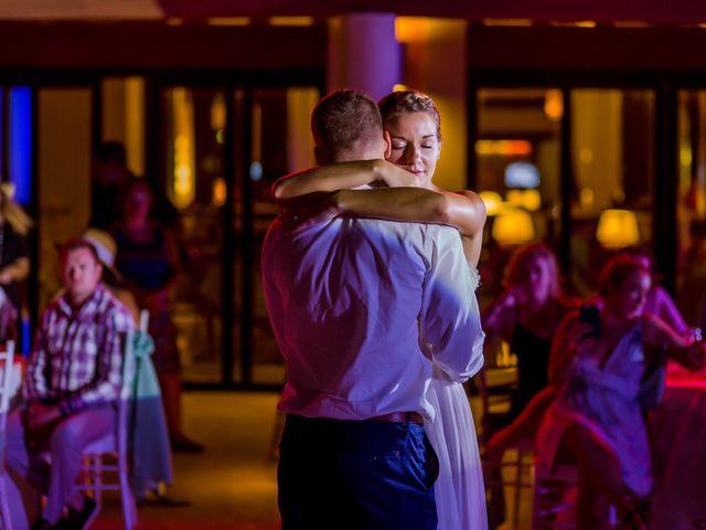 La boda de Kevin y Rachel en Playa del Carmen, Quintana Roo 64