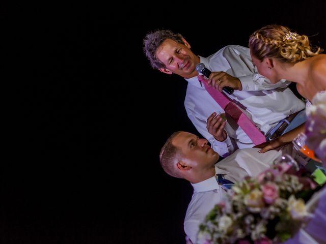 La boda de Kevin y Rachel en Playa del Carmen, Quintana Roo 62