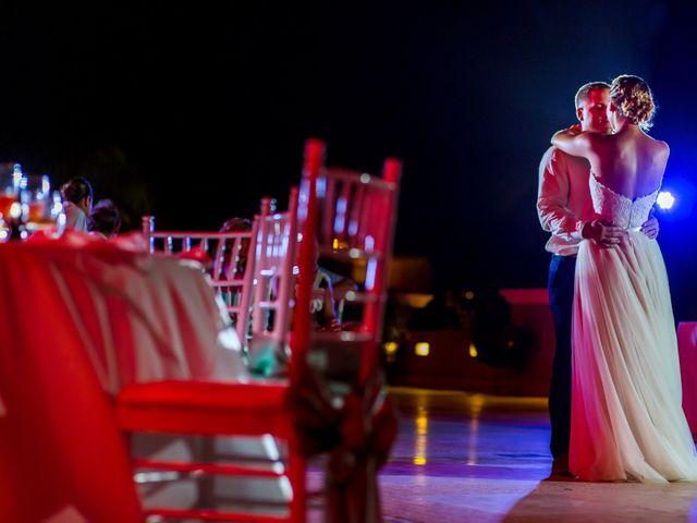 La boda de Kevin y Rachel en Playa del Carmen, Quintana Roo 65