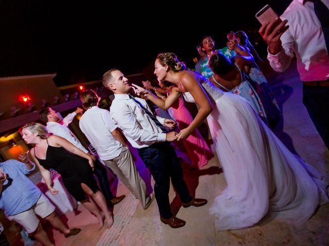 La boda de Kevin y Rachel en Playa del Carmen, Quintana Roo 68