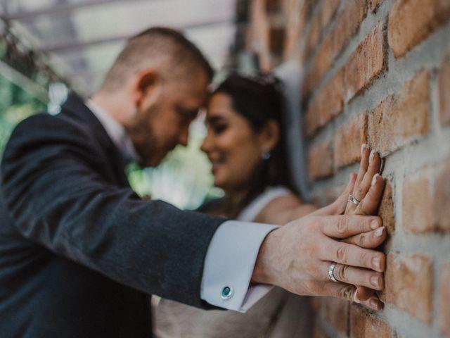 La boda de Elisa y César