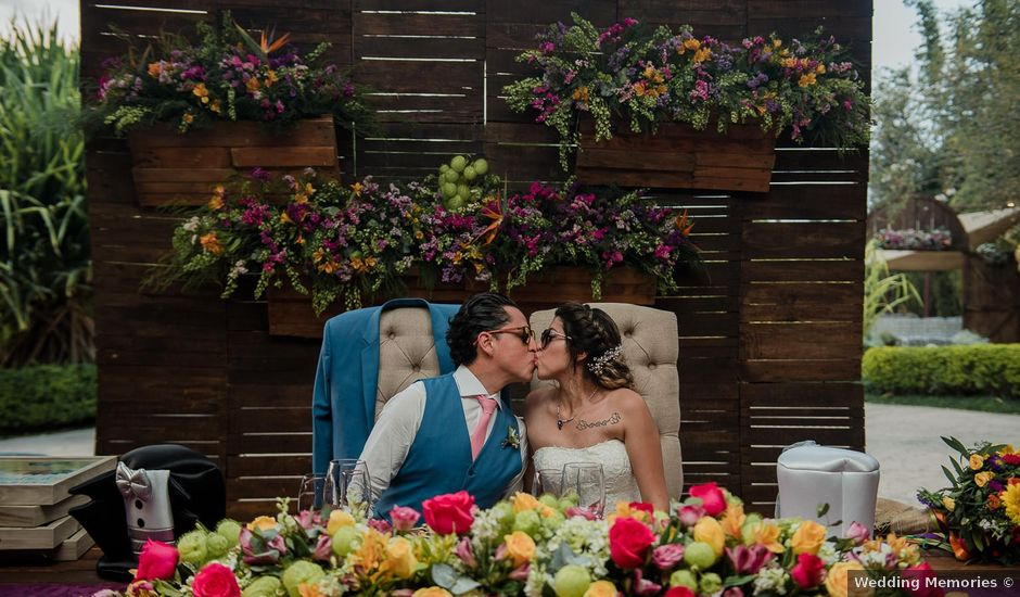 La boda de Rodrigo y Anaís en Jiutepec, Morelos