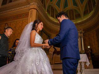 La boda de Nadia y Iván