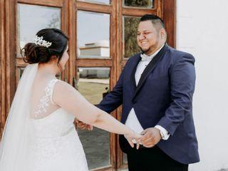 La boda de Eduardo  y Victoria  3