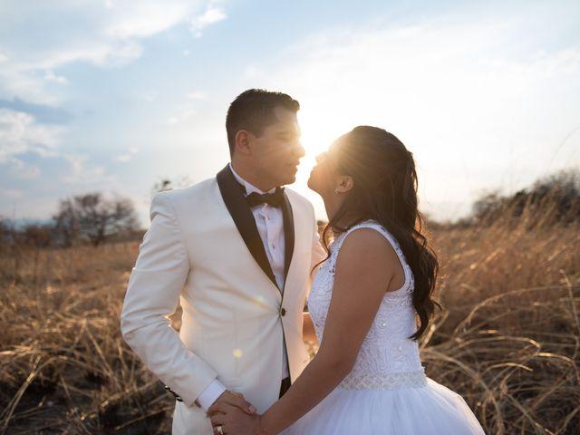 La boda de Chantal y Ivan