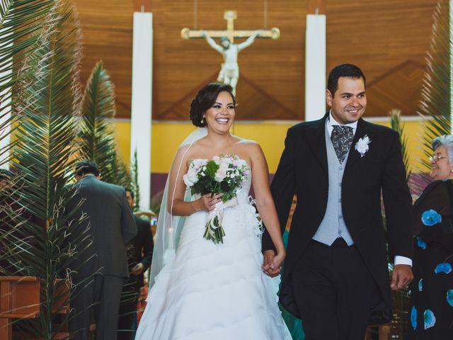 La boda de Paola y José Luis